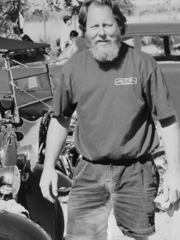 Don Dorsett, second generation street rod builder in Santa Rosa.