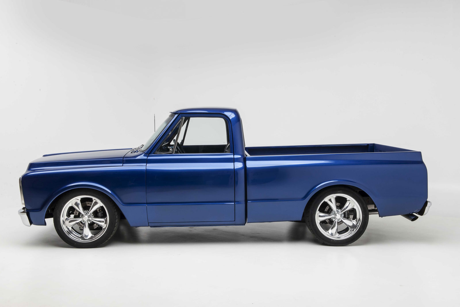 1972 Chevrolet C-10 Pickup by Dorsett Speed Shop